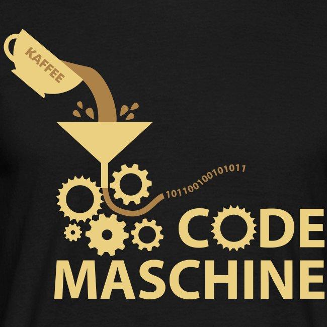 Code-Maschine Schwarz