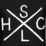 Design ~ SLHC X t-shirt black