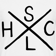 Design ~ SLHC X t-shirt white