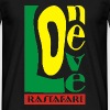 One Love Quadri Tee shirts - T-shirt Homme