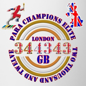 Para Champions Elite GB Bottles & Mugs - Mug