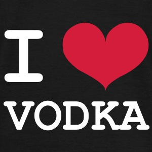 I Love Vodka ! Tee shirts - T-shirt Homme