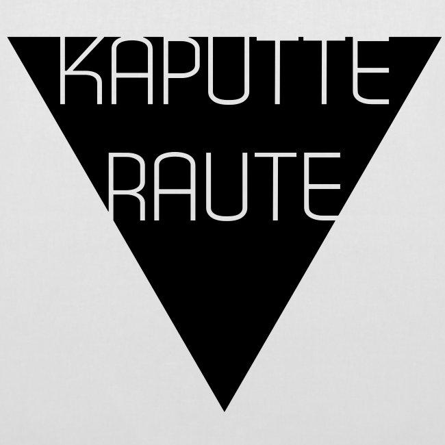 Dreieck - Kaputte Raute