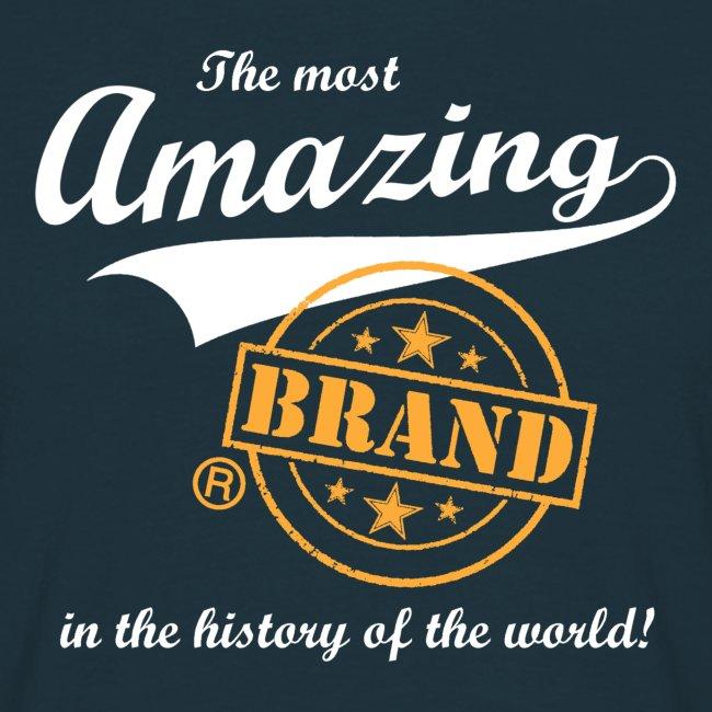 The most amazing brand (heren)
