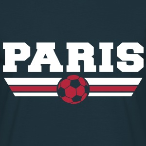 Tshirt Paris foot 2013  - T-shirt Homme