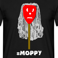 Design ~ #Moppy T-Shirt