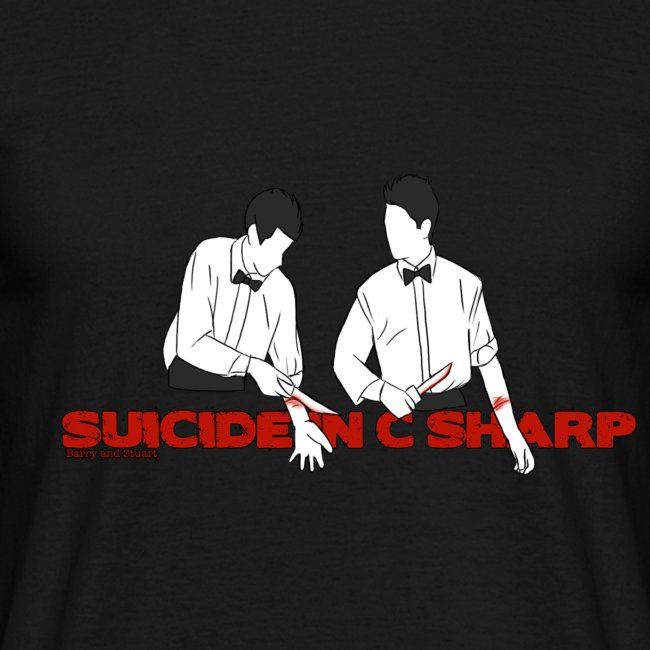 Suicide in C Sharp