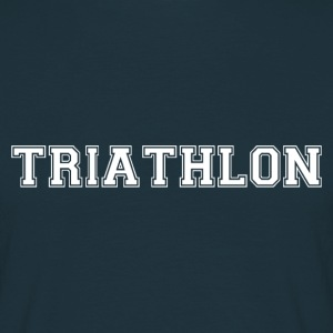 triathlon T-shirts - Herre-T-shirt