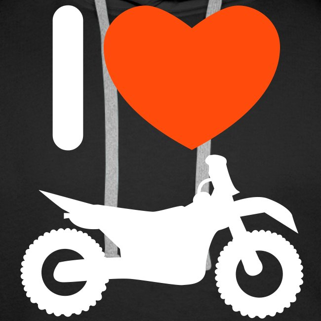 Ultimativer Zweirad Pullover FlexDruck HQ