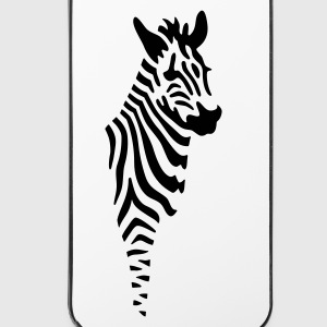 Zèbre - Coque rigide iPhone 4/4s