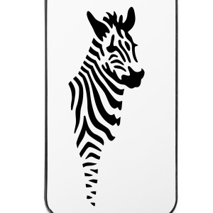 Zebra - iPhone 4/4s Hard Case
