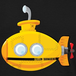 yellow submarine Tee shirts - T-shirt Homme