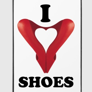 I love Shoes - Coque rigide iPhone 4/4s