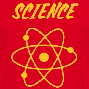 science T-Shirts - Men's T-Shirt