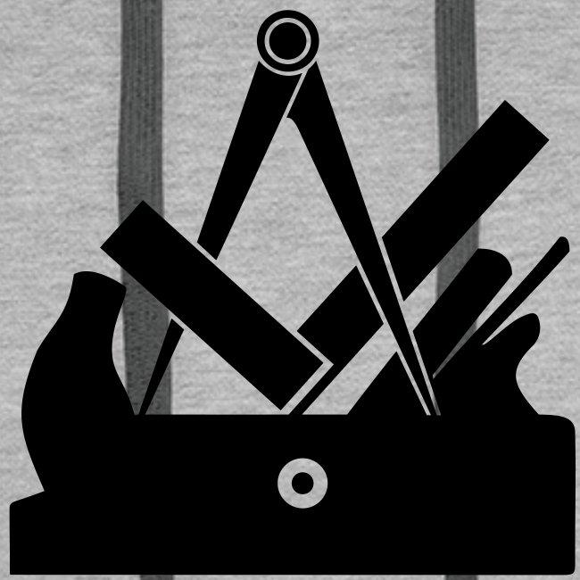 Tischler Zeichen t shirts für handwerker selbst gestalten und bedrucken