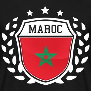 champions_maroc Tee shirts - T-shirt Homme