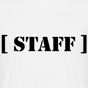 staff T-Shirts - Men's T-Shirt