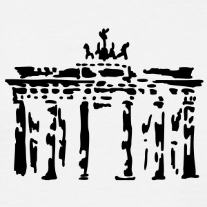 Berlin - Deutschland - Germany T-shirts - Herre-T-shirt