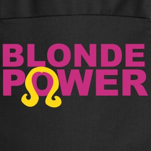 blonde power  Aprons - Cooking Apron