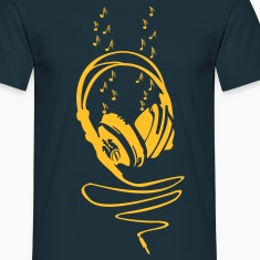 Let The Music Play T-Shirts