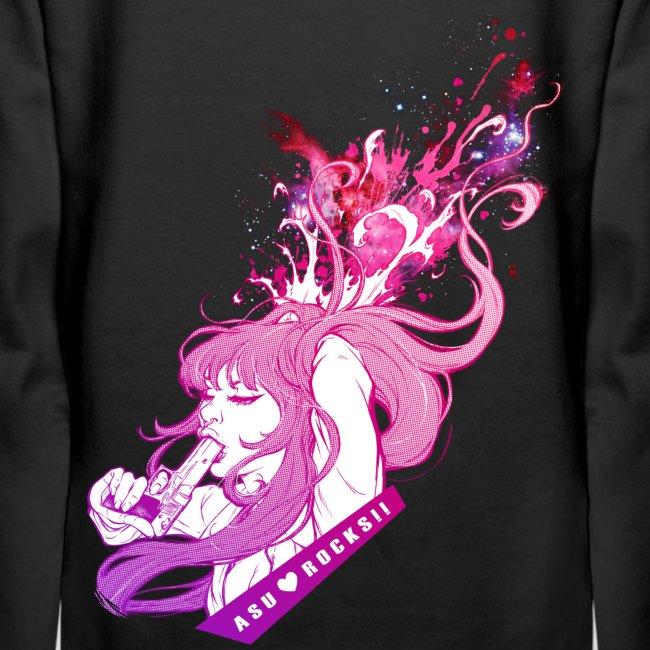 BANG! girl hoodie