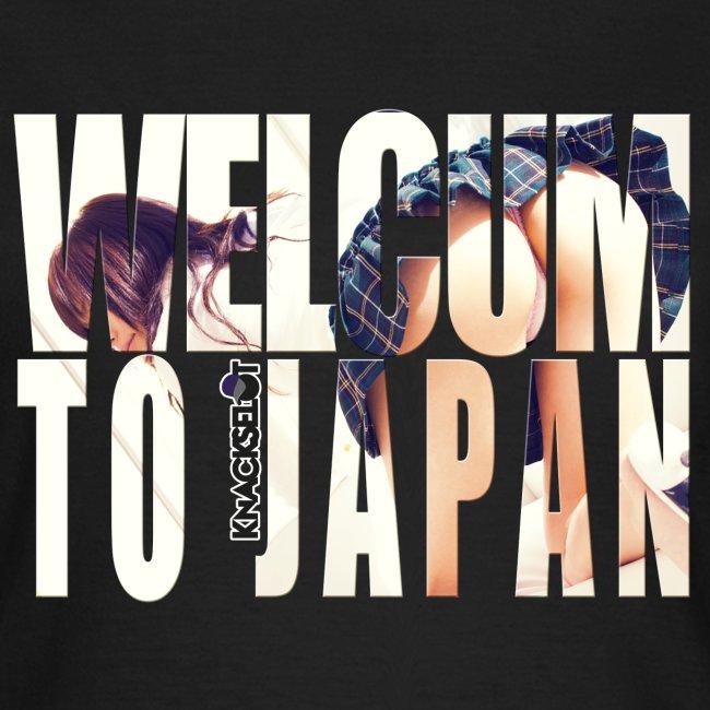 WelCum to japan