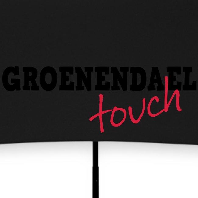 """parapluie """"Groenendael touch"""""""