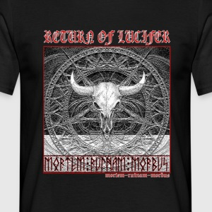 Return of Lucifer - Männer T-Shirt