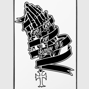 Only God Can Judge Me 2.0 - iPhone 4/4s Hard Case
