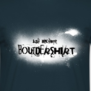 Another Bouldershirt - Männer T-Shirt
