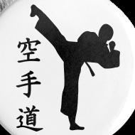 Motiv ~ Karate Badget