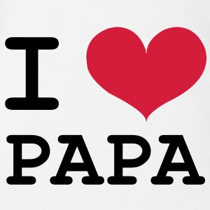 I Love Papa ! Tee shirts - Body Bébé