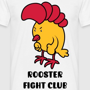 chicken T-shirts - Mannen T-shirt
