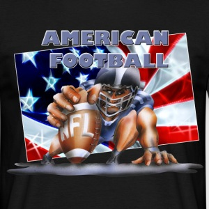 American Football - Männer T-Shirt