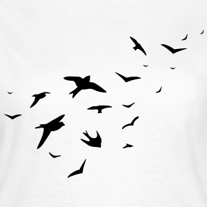 birds  - Frauen T-Shirt