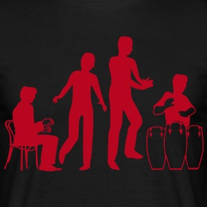 rhythm evolution T-Shirts - Männer T-Shirt