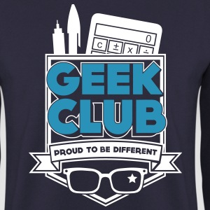 Geek Club Hoodies & Sweatshirts - Men's Sweatshirt