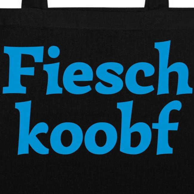 Stofftasche Fischkoobf