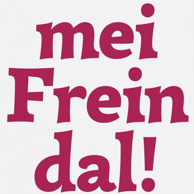 Kochschürze mei Freindal
