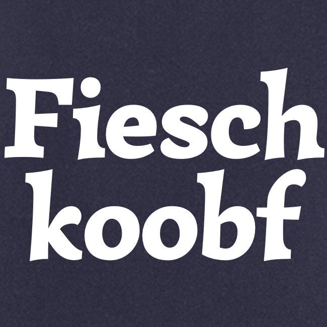 Kochschürze Fieschkoobf