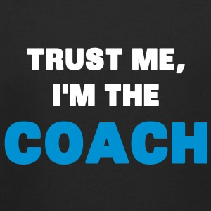 Trust Me, I'm the Coach Pullover & Hoodies - Kinder Premium Hoodie
