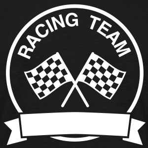 Racing Team T-Shirts - Männer T-Shirt