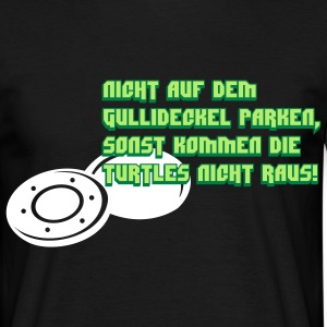 Turtles - Männer T-Shirt