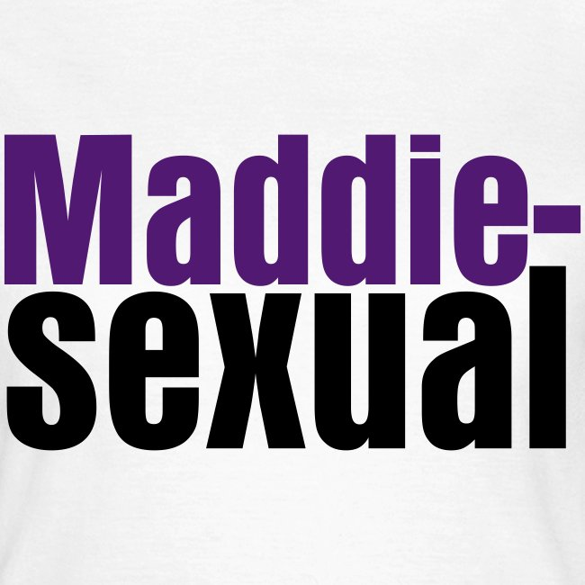 Maddie-sexual Shirt (Women's - White)