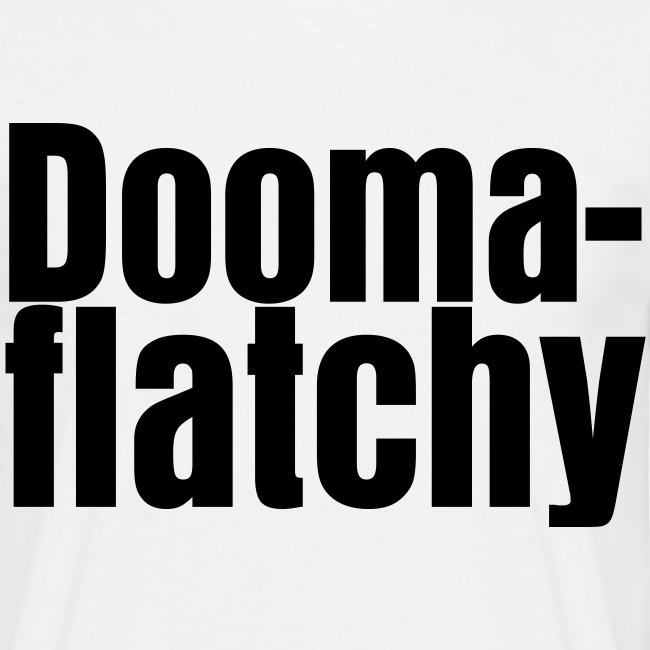 Doomaflatchy Shirt (Men's - White)