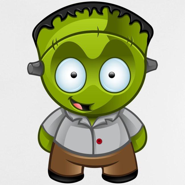 Frankenstein's Monster - Happy