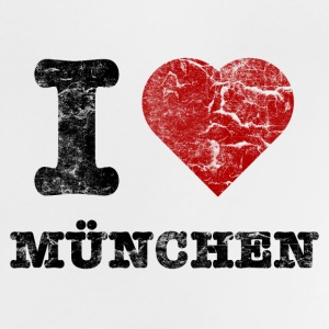 i_love_muenchen_vintage Shirts - Baby T-shirt