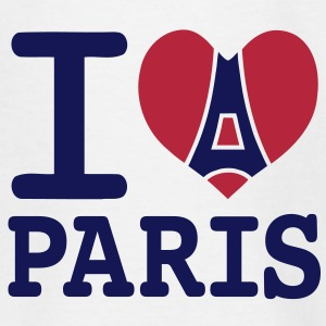 I love Paris Tee shirts - T-shirt Enfant