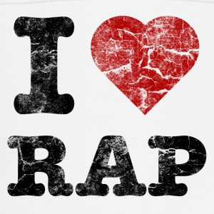 i_love_rap Tabliers - Tablier de cuisine