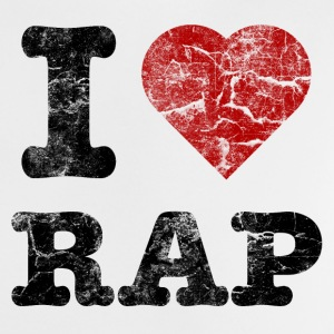 i_love_rap Shirts - Baby T-Shirt